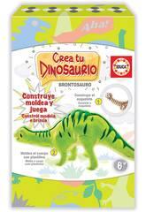 Crea e Modella il Tuo Brontosauro Educa 18364