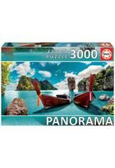 Puzzle 3000 Phuket, Thailandia Educa 18581