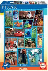 Puzzle 1000 Disney Pixar Educa 18497