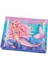 TopModel Caja de Escritura Mermaid 11041