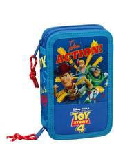 Plumier Doble Pequeño 28 Piezas Toy Story 4 Safta 411931854