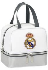Estojo para Lanches Real Madrid Safta 811624040
