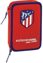 Astuccio Doppio 34 Pezzi Atlético de Madrid Safta 411858054