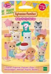 Sylvanian Families Saco de Bebé Surpresa Edição Festa de Aniversário Epoch Para Imaginar 5463