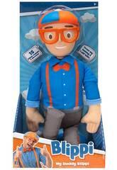 Blippi Figura con Sonidos Toy Partner BLP0047