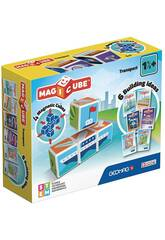 Magicube Transport Toy Partner 122