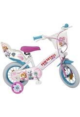 Bicicleta Paw Patrol Skye 12