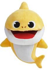 Baby Shark Singende Puppe Baby Shark von Bandai SS01003