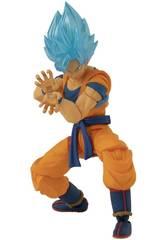 Dragon Ball Super Evolve Figurine Goku Super Saiyan God Bandai 36271