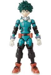 My Hero Academie Anime Helden Midoriya Izuku Figur von Bandai 36911