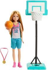 Barbie Sorella Sportiva Basket Mattel GHK35