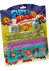 Superzings Set de Papelería con Portatodo CYP GS-606-SZ