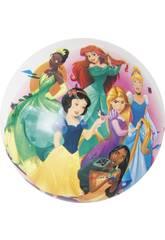 Bola 23 cm. Princesas Disney Mondo 2618