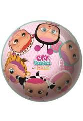 Ballon 23 cm. Bébés Pleureurs Mondo 2563