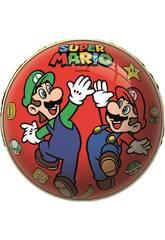 Pelota 13 cm. Super Mario Mondo 1341
