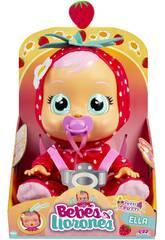 Bebés Chorões Tutti Frutti Ella Morango IMC Toys 93812