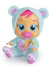 Bebés Llorones Pijama Oso IMC Toys 94949