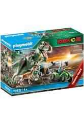 Playmobil Ataque del T-Rex 70632