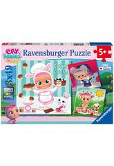 Cry Babies Puzzle 3 in 1 Ravensburger 5104