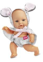 Mosqui Dolls Pupazzo Topolino 20 cm. Berjuan 50302