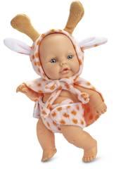 Mosqui Dolls Boneco Girafa 20 cm. Berjuan 50303