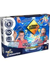 Súper Inventos de El Hormiguero Science4You 80002758