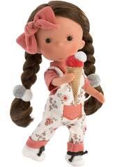 Poupée Miss Minis Bella Pan 26 cm. Llorens 52601