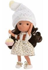 Boneca Miss Minis Luci Moon 26 cm. Llorens 52605