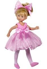 Bambola Celia 30 cm. Ballet Stelle Asivil 0169991