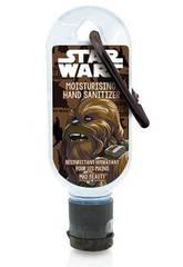 Gel Hydro Alcoolique 30 ml. Clip Disney Star Wars Chewbacca