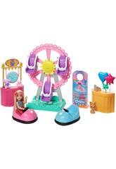 Barbie Parque de diversões De Chelsea Mattel GHV82