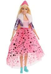 Princesa Deluxe Cor-de-rosa Mattel GML76