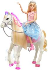 Barbie Princess Adventure y Su Caballo Mattel GML79