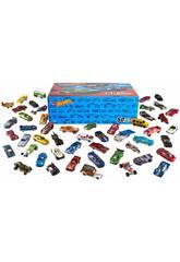 Hot Wheels Pack 50 Véhicules Mattel V6697