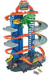 Hot Wheels City A Garagem Definitiva de HW Mattel GJL14
