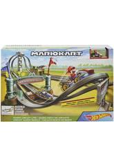Hot Wheels Minicircuito De Mario Kart Mattel GHK15