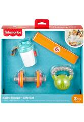 Fisher Price Conjunto de Presente Baby Biceps Mattel GJD49