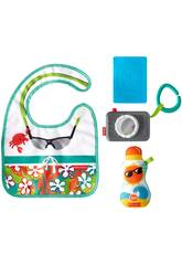 Fisher Price Coffret Cadeau Tiny Tourist Mattel GKC50