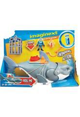 Imaginext Tiburón Megamandíbulas Mattel GKG77