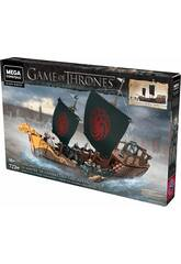 Game of Thrones Mega Construx Got Targaryen Schiff Mattel GPB29