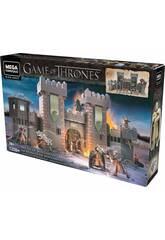 Jogo de Tronos Mega Construx Got A Batalha De Winterfell Mattel GMN75