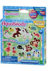 Aquabeads Kit d'Animaux Epoch Para Imaginar 79298