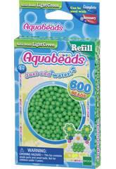 Aquabeads Pack Contas Sólidos Verde Claro Epoch Para Imaginar 32538