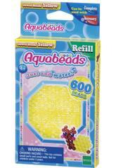 Aquabeads Pack Abalorios Joya Amarillo Epoch Para Imaginar 32688