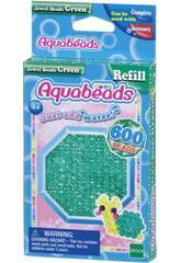 Aquabeads Pack Contas Joia Verde Epoch Para Imaginar 32698