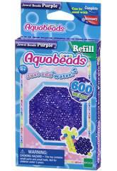 Aquabeads Pack Contas Joia Roxo Epoch Para Imaginar 32718