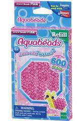 Aquabeads Pack Perles Bijou Rose Epoch Para Imaginar 32728