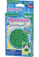 Aquabeads Pack Contas Sólidos Verde Escuro Epoch Para Imaginar 32548