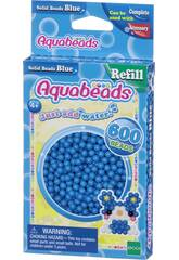 Aquabeads Pack Perline Solide Blu Epoch Para Imaginar 32568