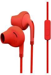 Auriculares Earphones Style 2+ Raspberry Energy Sistem 44717